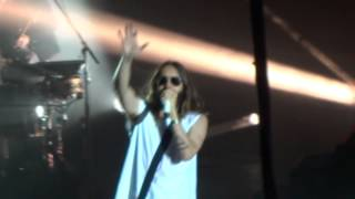 Концерт  30 Seconds To Mars в Ярославле 2014