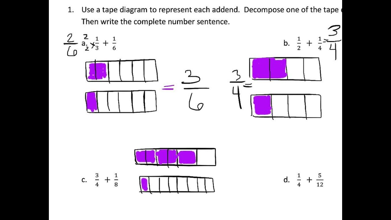 EngageNY 4th grade Module 5 Lesson 20