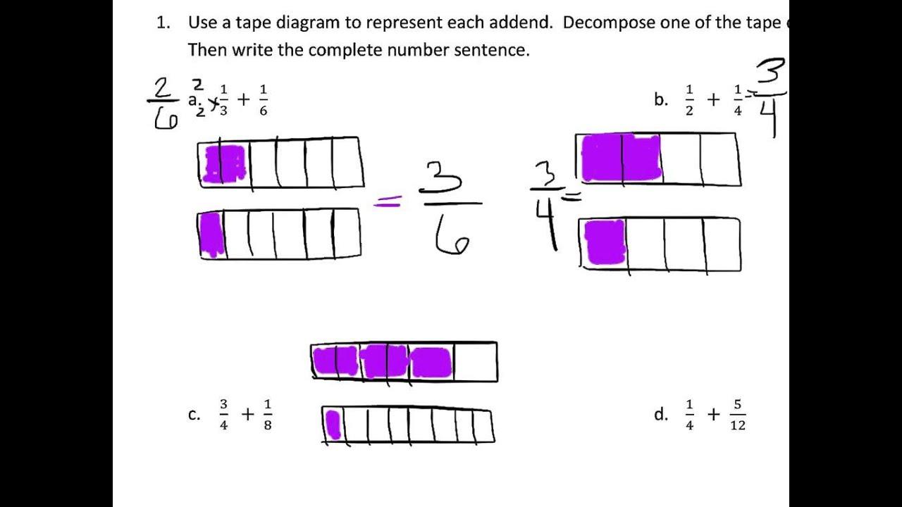 medium resolution of Eureka Math Homework Helper Grade 5 – Custom essay writer