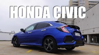 2017 Honda Civic 1.5 VTEC Turbo (ENG) - Test Drive and Review