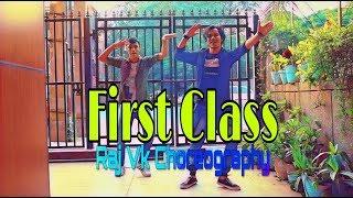 First Class - Kalank // Bollywood Dance Cover // Choreography By Raj Vk