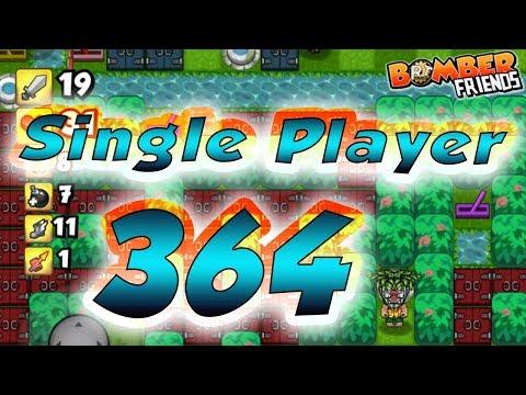 Bomber Friends - Single Player Level 364 ✔️