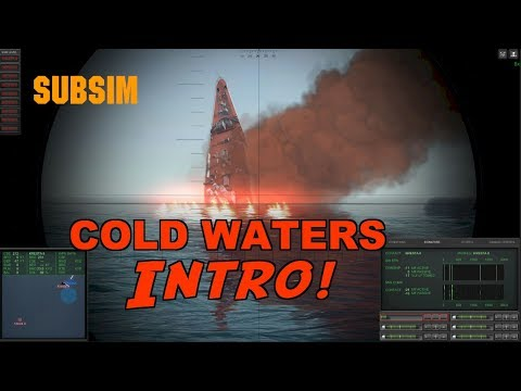 SUBSIM: Cold Waters Intro
