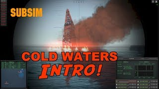Gambar cover SUBSIM: Cold Waters Intro