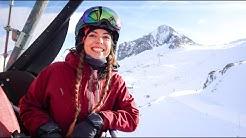 Skifahren am Kitzsteinhorn: Imposantes Gletscher-Skigebiet in Kaprun