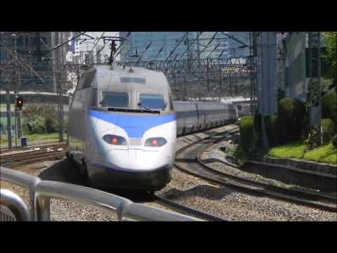 Seoul Subway, Korail, & Busan Metro (한국철도공사/수도권 전철/부산 도시철도) Railfanning - April-June 2012