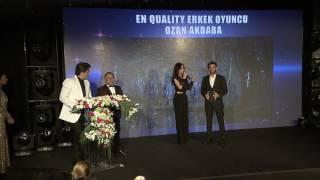 8. Quality Ödülleri - En Quality Erkek Oyuncu: Ozan Akbaba