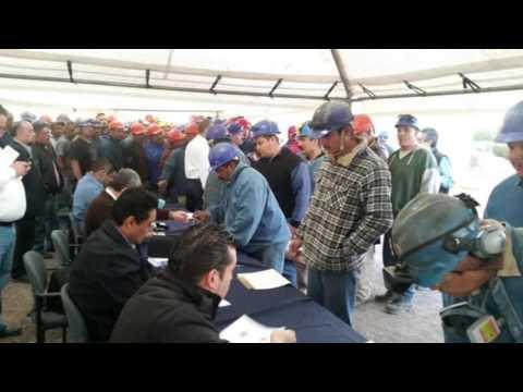 Arrebata Napito sección minera a Sindicato Democrático