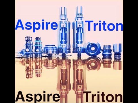 The Aspire Triton!