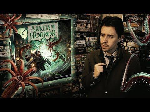 Arkham Horror (Ужас Аркхэма). 3е издание - обзор