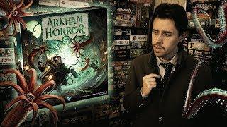 """Arkham Horror (Ужас Аркхэма). 3е издание - обзор """"Два в Кубе"""""""