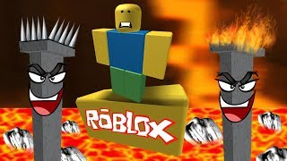 The HARDEST PARKOUR ever! (Roblox Obby Troll)