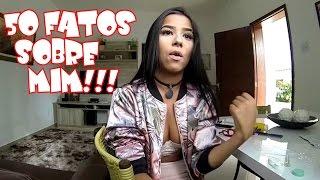 QUASE 50 FATOS SOBRE MIM - JULIA PEIXOTO thumbnail
