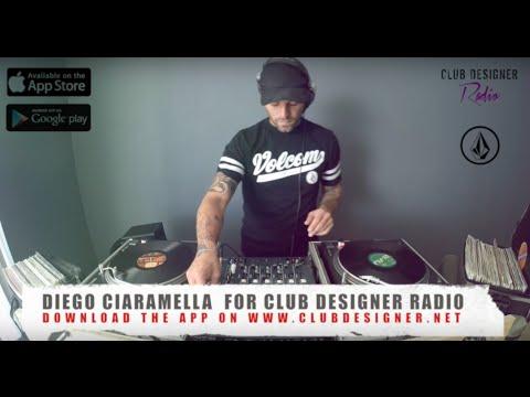 DIEGO CIARAMELLA VINYL SESSION CLUB DESIGNER RADIO