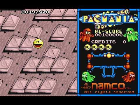 Pacmania, Atari ST - Overlooked Oldies