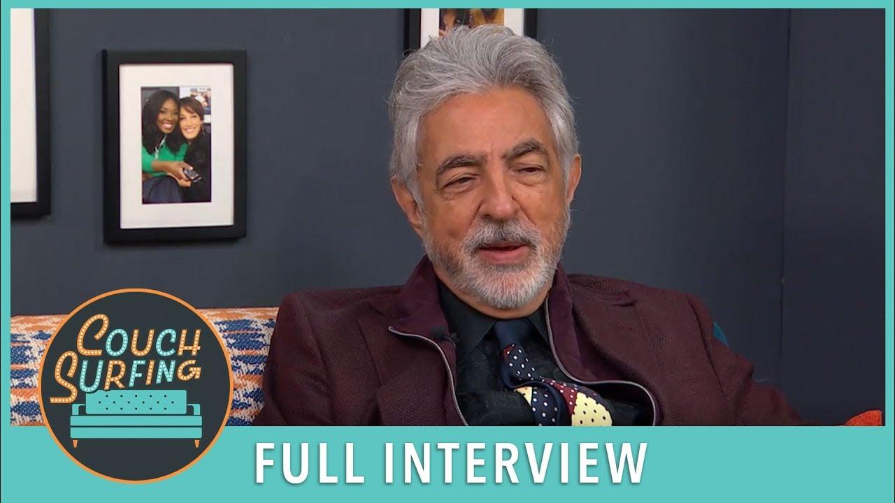 Joe Mantegna Breaks Down His Career: Criminal Minds, The Godfather, & More
