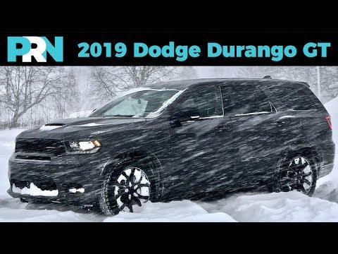 Snowmageddon Winter Storm Testing | 2019 Dodge Durango GT Review