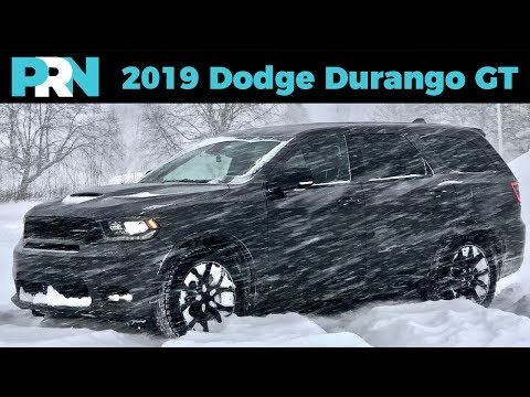 Snowmageddon Winter Storm Testing | 2019 Dodge Durango GT Review