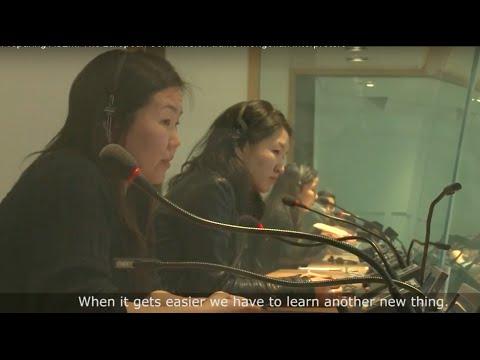 Preparing ASEM: The European Commission trains Mongolian interpreters