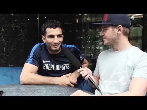 Bellator London: Gegard Mousasi eyeing more titles if money is right