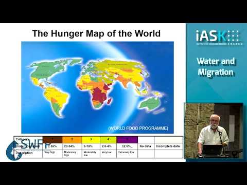 Water and Migration in 21st Century by János Bogárdi (University of Bonn)