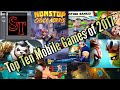 The Top 10 Mobile Games of 2017