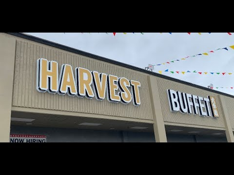 Harvest Buffet In Tacoma WA (Grand Opening)