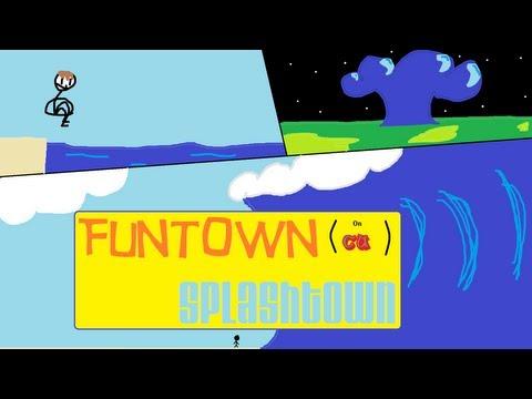 August 22nd, 2013 - A Day At Funtown Splashtown