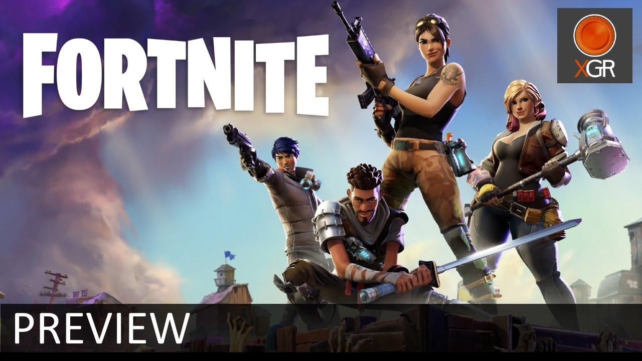 Fortnite - Xbox One - YouTube