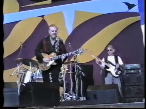 The Sky Is Crying, Billy Thorpe And The Aztecs, Myer Music Bowl 1994