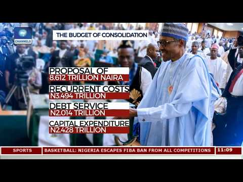 Economic Analysts Assess Buhari's Midterm Economic Report Pt.9 |Business Morning|