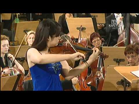 Miki Kobayashi plays at 14th International Wieniawski Competition (stage 4)