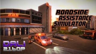 Roadside Assistance Simulator PC 4K Gameplay 2160p