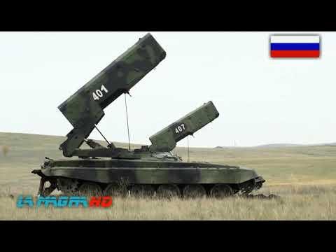 Видео: TOS-1A Solntsepyok - 220mm MLRS Multiple Rocket Launcher