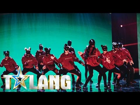 Amazing dancingperformance made by The Unruly Movement in Sweden's Got Talent - Talang 2017