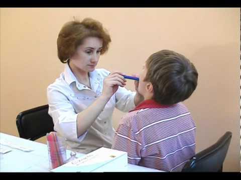 Ангина у детей - рациональный выбор терапии.