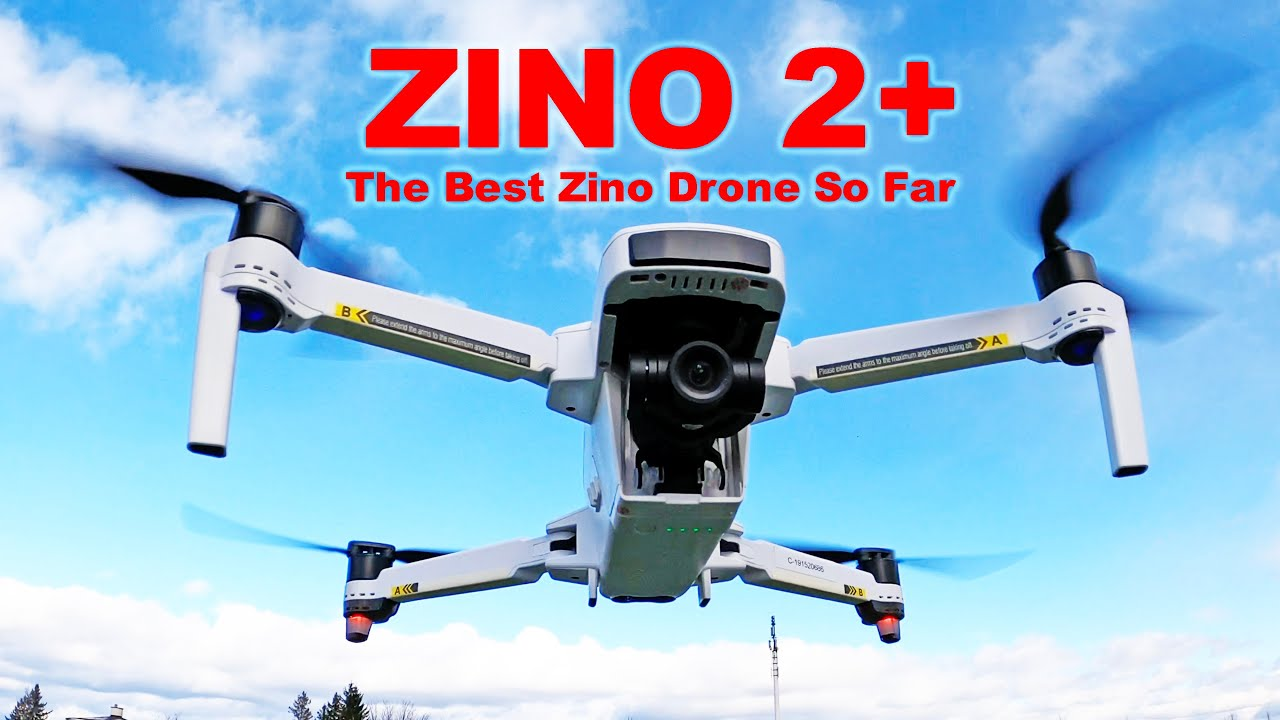 video HUBSAN – Zino 2 PLUS