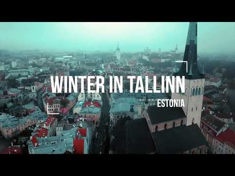 Visiting Tallinn, Estonia in the Winter