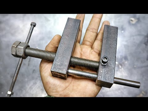 Unique TOOL | Clamp You can make at home | do it yourself