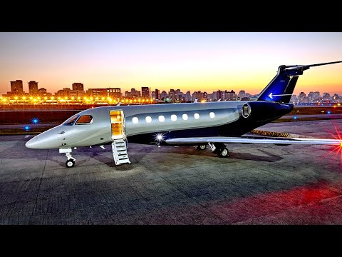 Top 3 Most Popular Private Jets