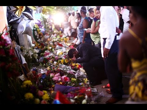 In Charleston, 'Good Triumphs Over Evil' | The New York Times
