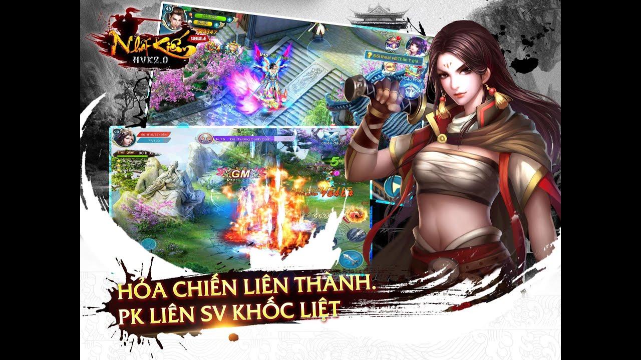 Nhất Kiếm Phi Thiên - Trải Nghiệm Game Mobile Nhập Vai 3D