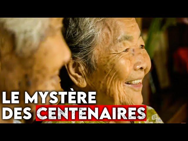 Le mystère des centenaires