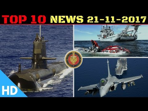 Indian Defence Updates : INS Kalvari, Ka-226T Manufacture, Rafale Jet Deal, C-130J World Record