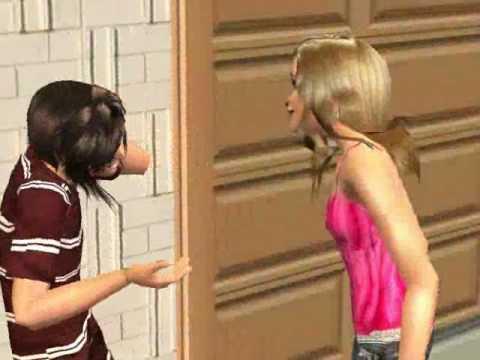 Sims 2: Avril Lavigne- Sk8er Boi