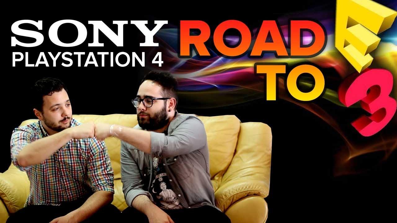 Road to E3 2013: SONY - Lo que queremos y lo que no queremos (e ideas para explotarnos la cabeza)