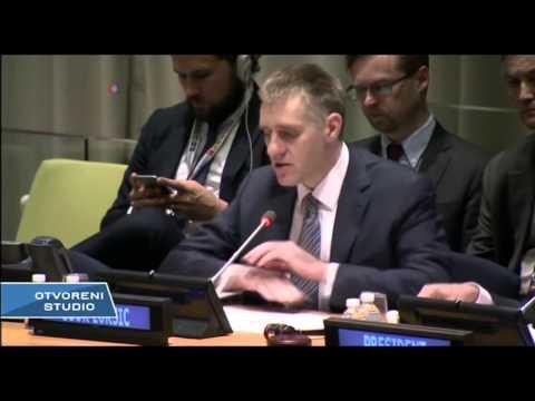 Igor Lukšić o kandidaturi u UN