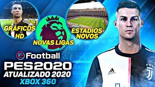 """🎮 """"NOVO"""" PES 2020 NO XBOX 360 - SAIBA COMO COLOCAR EM SEU XBOX 360 !!! *TUTORIAL PASSO A PASSO*"""