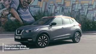 Nissan Kicks English Review