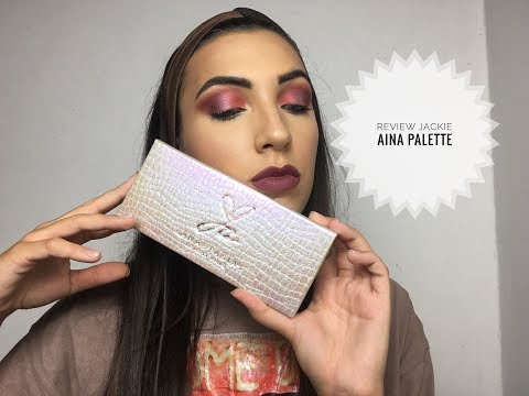 RECENSIONE PALETTE JACKIE AINA FOR ANASTASIA BEVERLY HILLS | Il Beautycorner thumbnail
